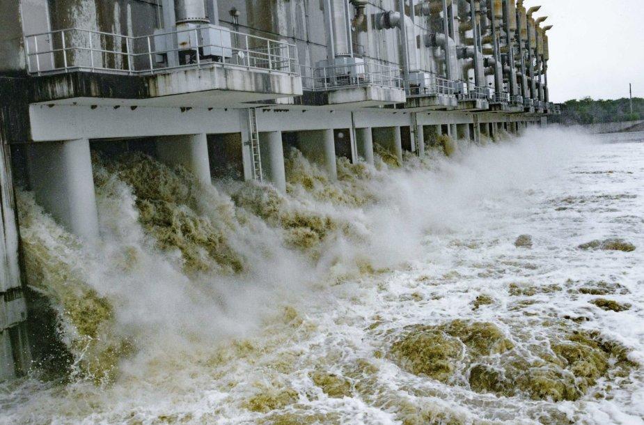 Potvynis Luizianoje