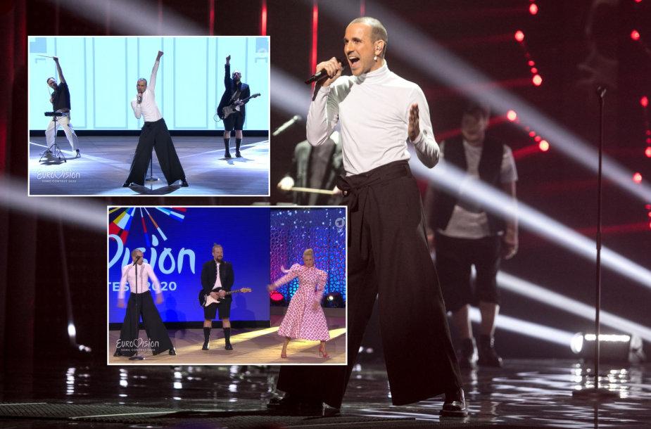 """""""The Roop"""" pasirodymas alternatyviame Vokietijos konkurse"""