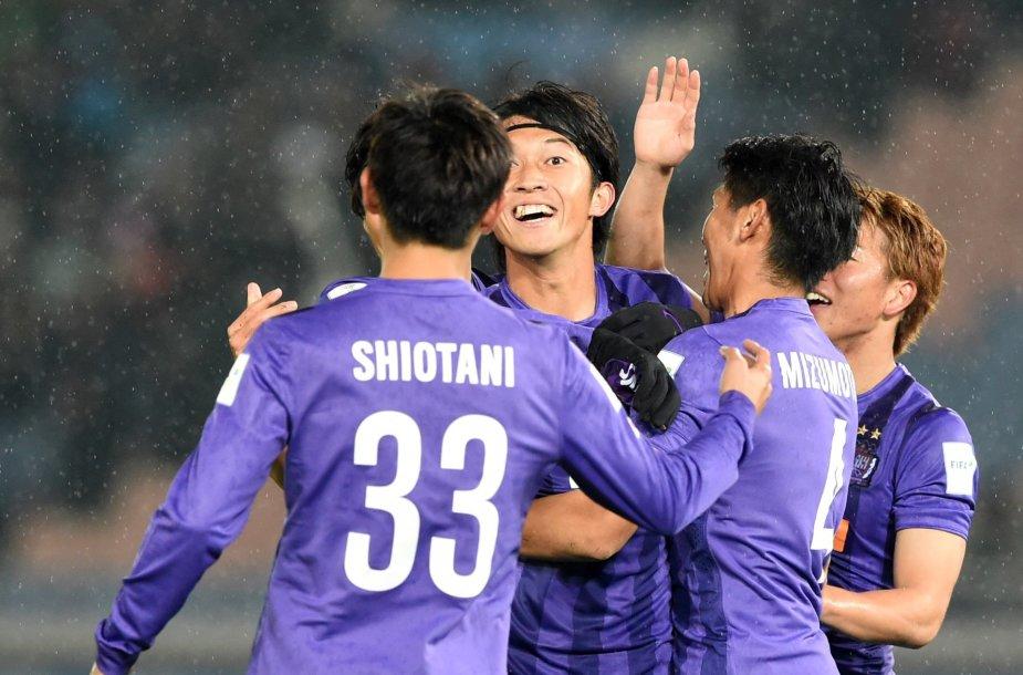 Hirošimos futbolininkai