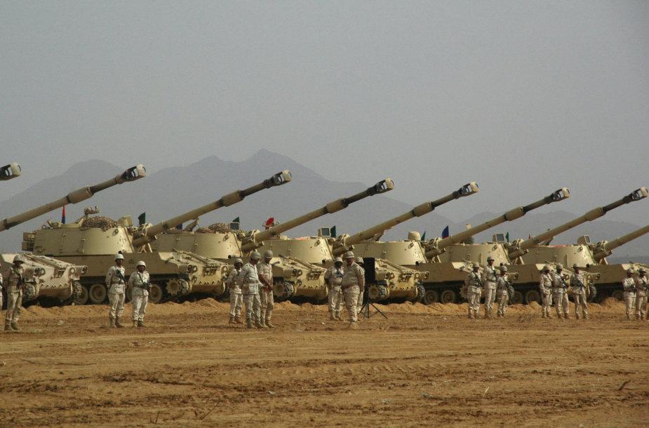 Saudo Arabijos kariuomenė