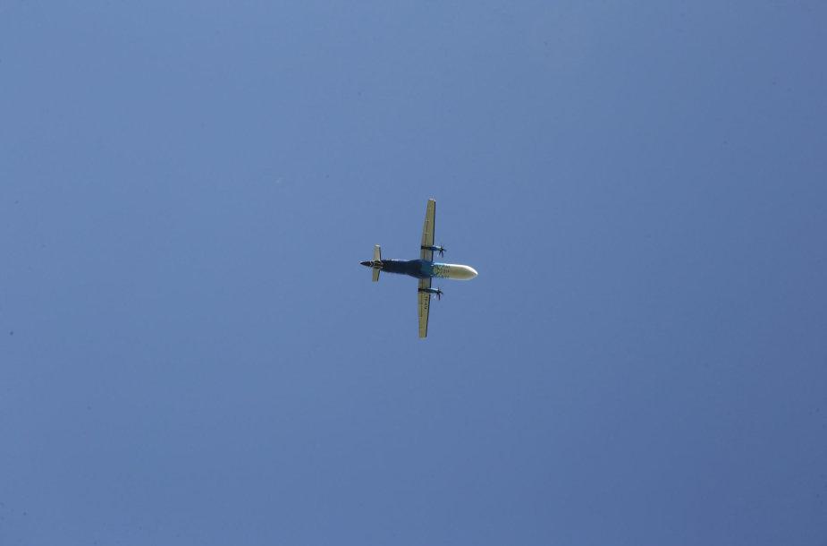 Lėktuvas ore