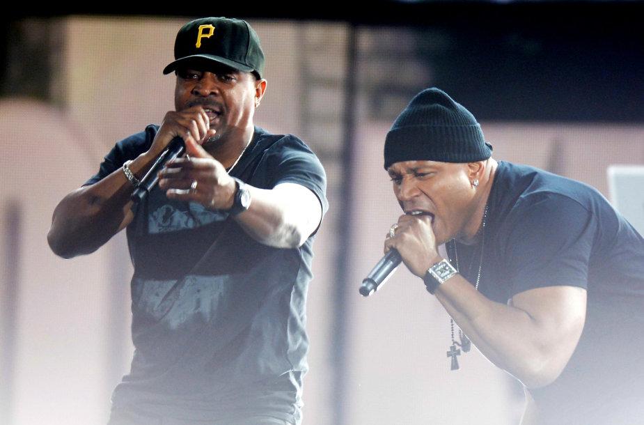 Chuckas D ir LL Cool J