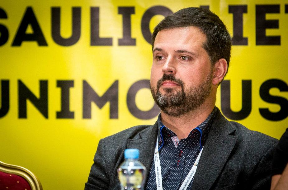 Informacinių karų ekspertas Nerijus Maliukevičius