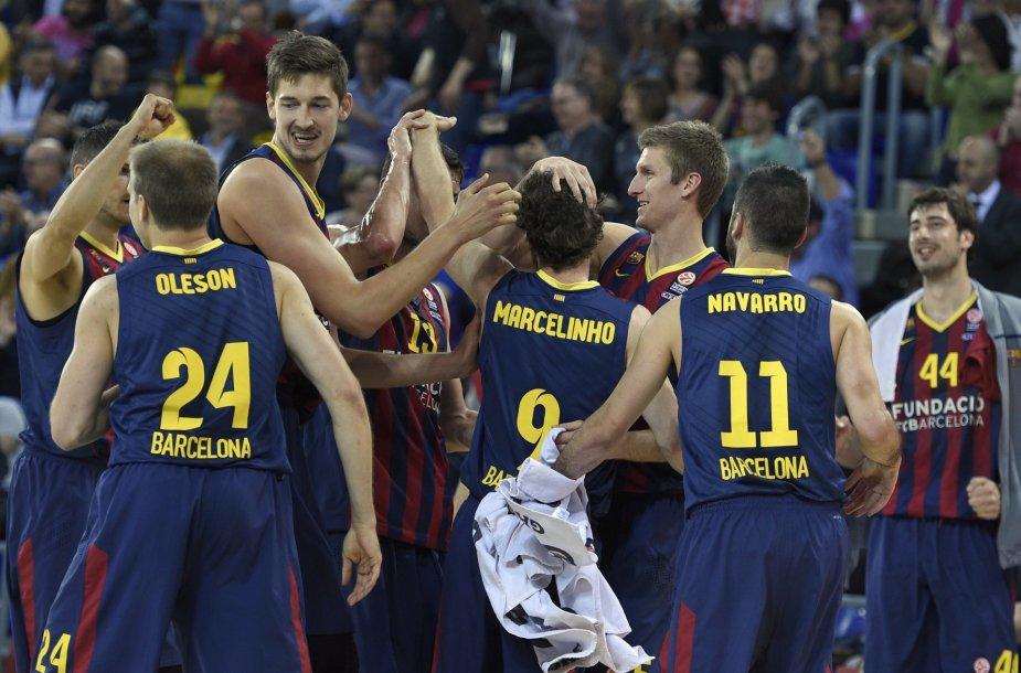 """Barcelona"" krepšininkai"