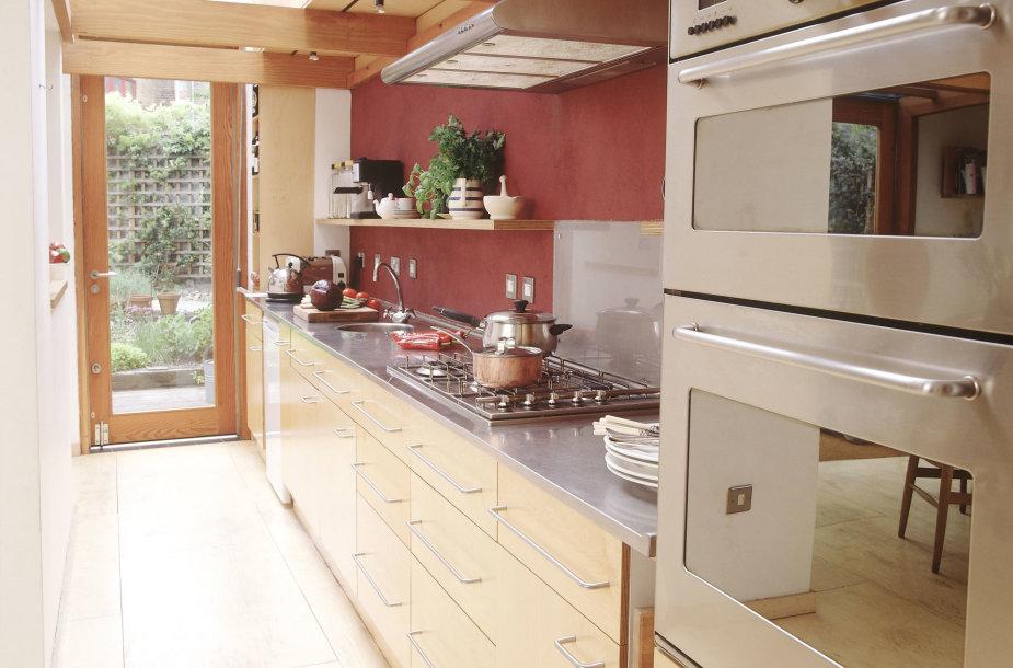 Tvarkinga virtuvė