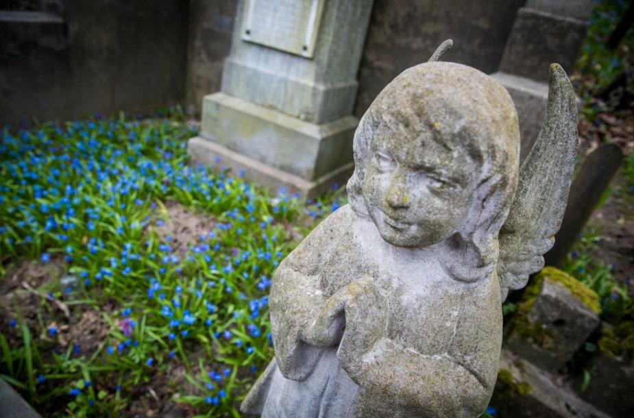 Bernardinų kapinės Užupyje