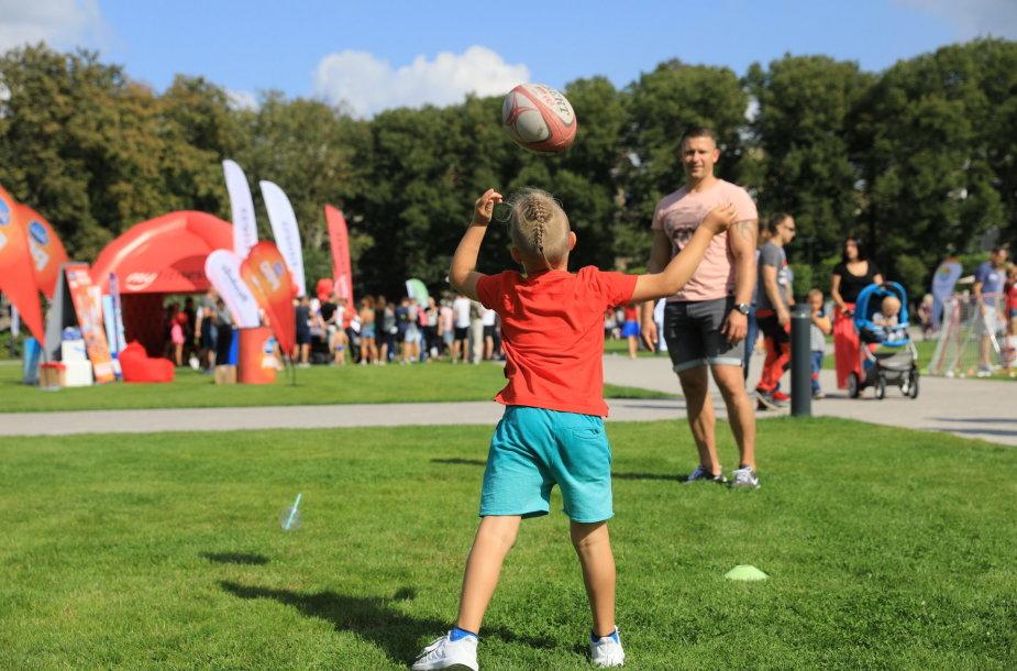 Vaikų futbolo būrelis