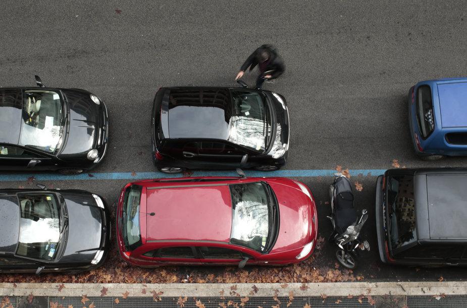Transportas Romoje