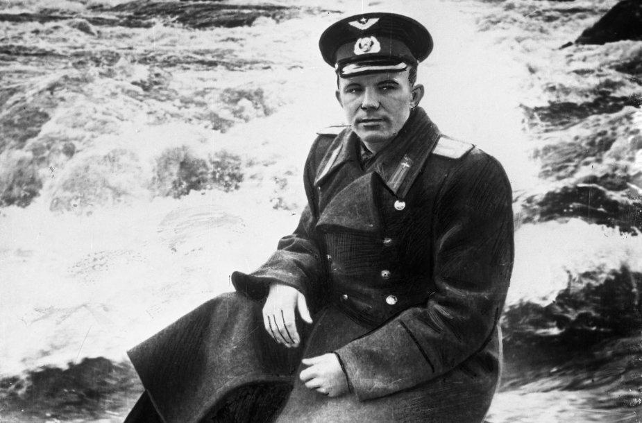 Kosmonautas Jurijus Gagarinas