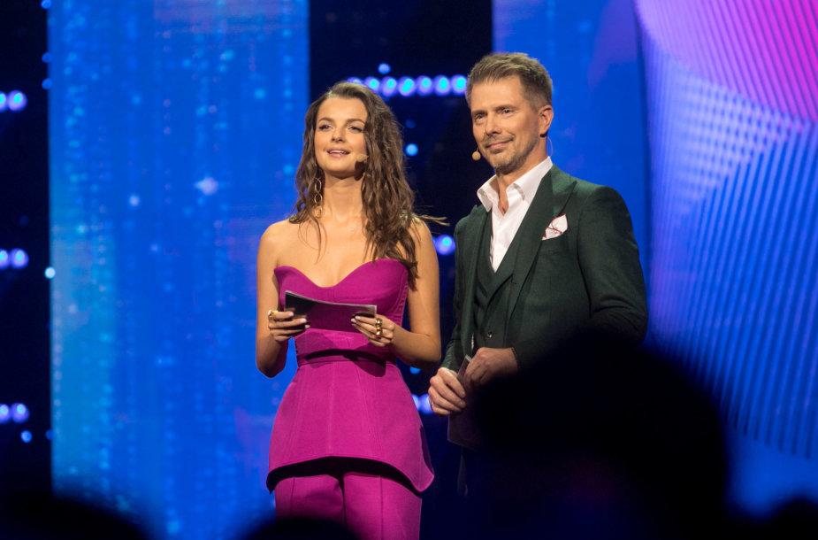 Gabrielė Martirosian ir Giedrius Masalskis