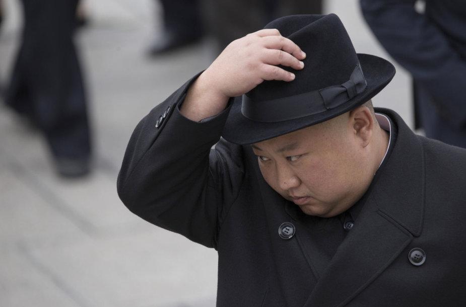 Kim Jong Unas Vladivostoke