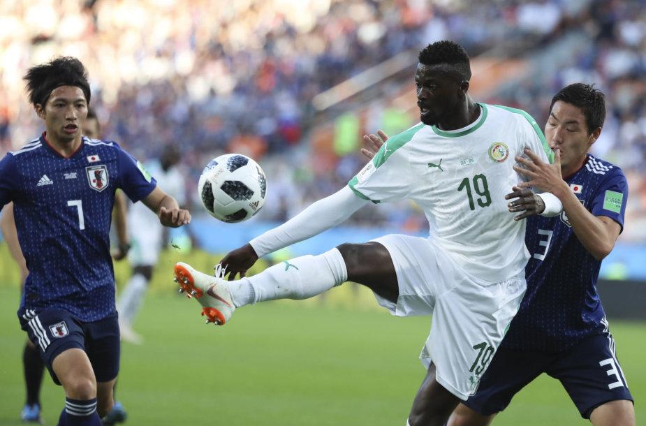 Japonija – Senegalas