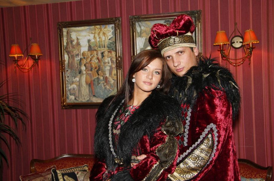Violeta ir Olegas