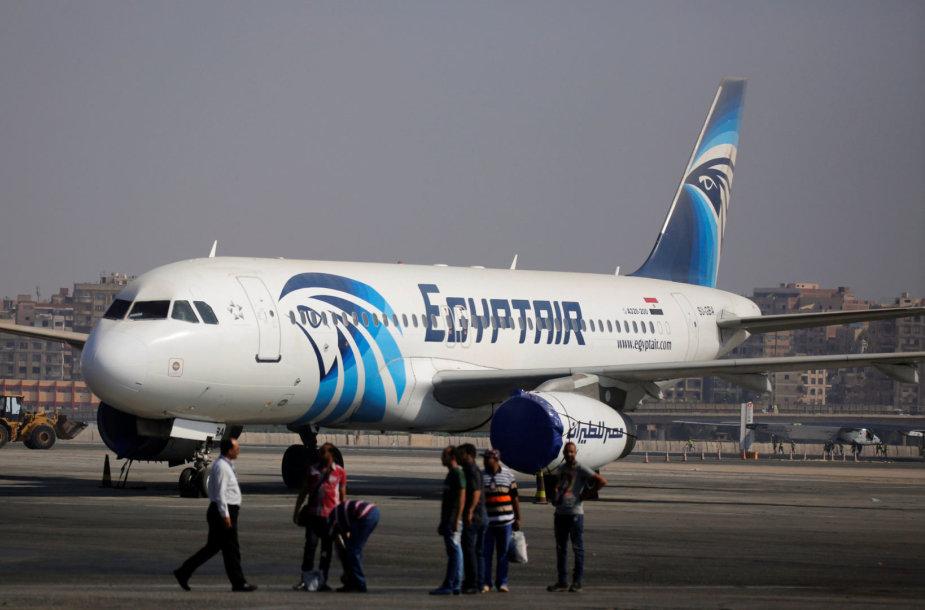 """Egyptair"" lėktuvas"