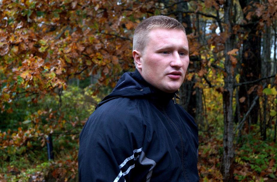Arenijus Korsakas dukart spruko nuo policijos