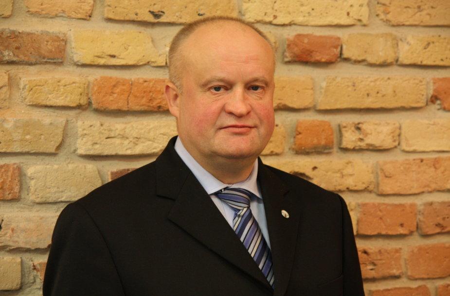 Gintaris Šatkus, LGSPA vadovas