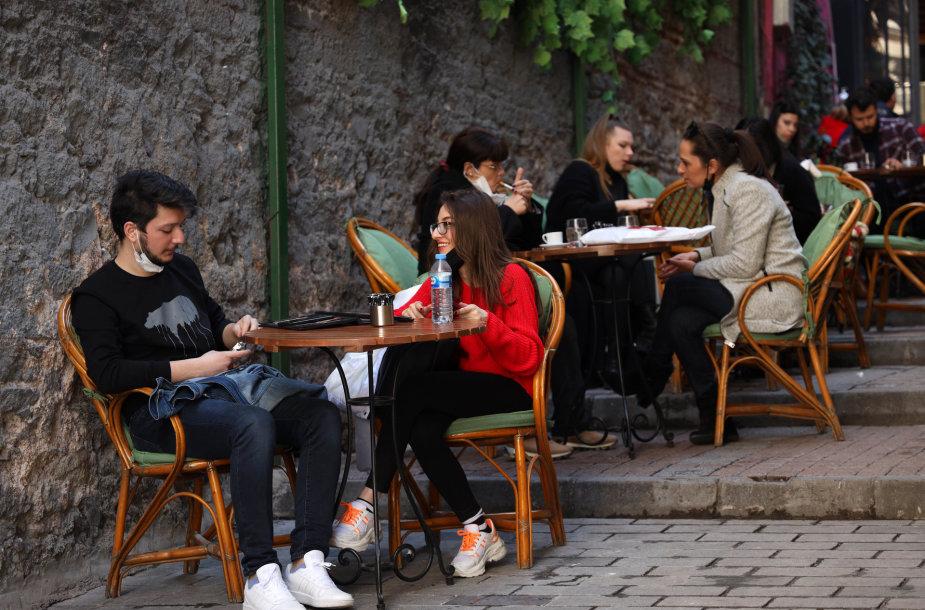 Pavasaris Stambule