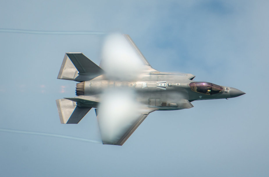 Naikintuvas F-35A
