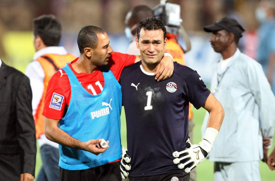Essamas El-Hadary