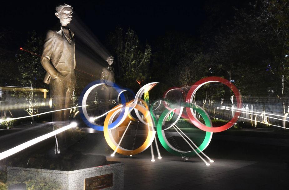 Tokijo olimpiada nukelta į 2021-uosius
