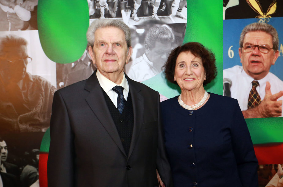 Irena ir Vladas Garastai
