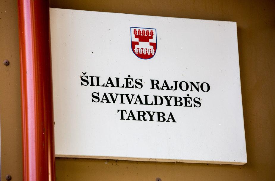 Šilalės rajono savivaldybės taryba