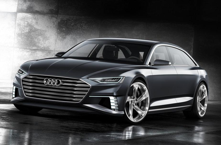 """Audi Prologue Avant"" konceptas"