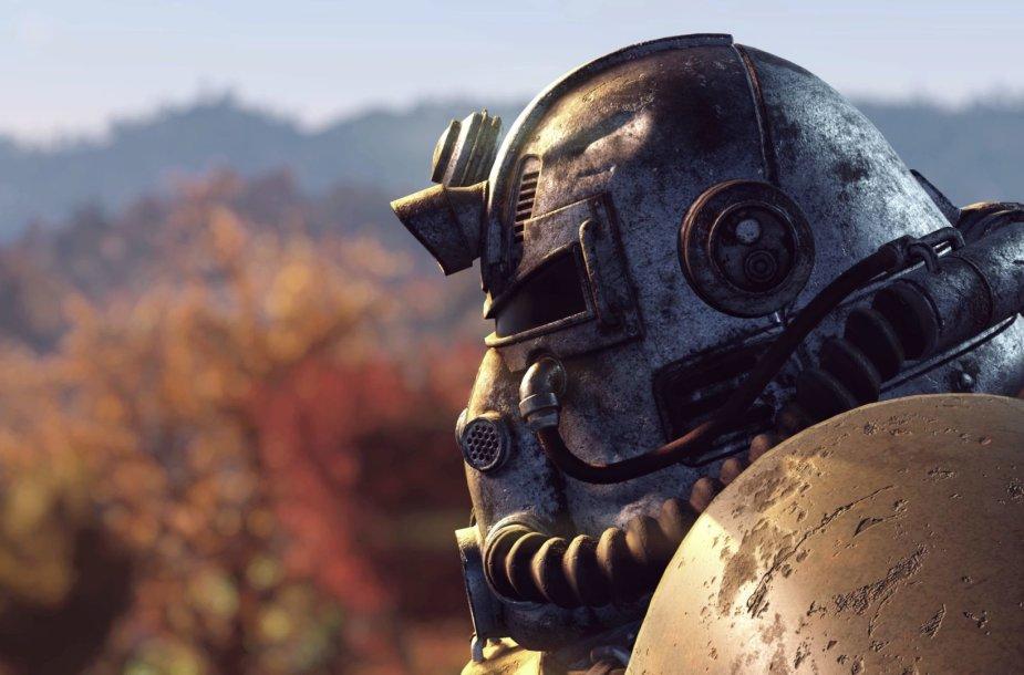 Fallout 76 žaidimo kadras