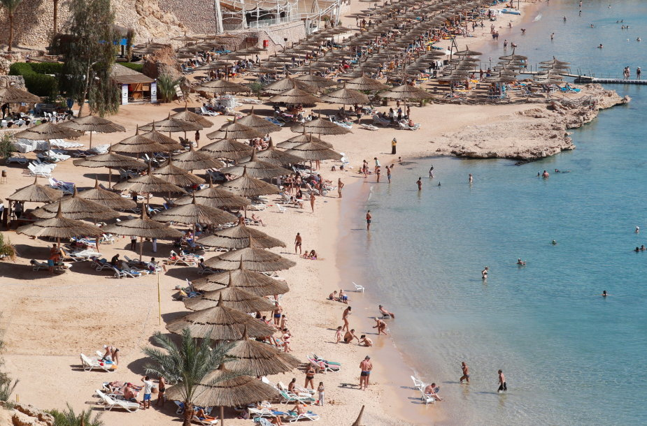 Egiptas 2020-2021 m. žiemą