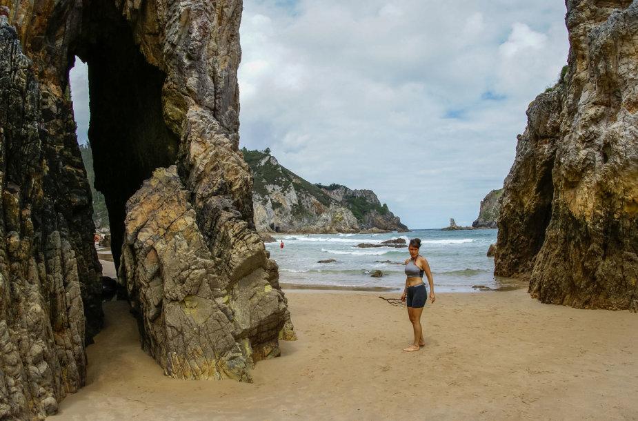 Playa de la Franca, Portugalija