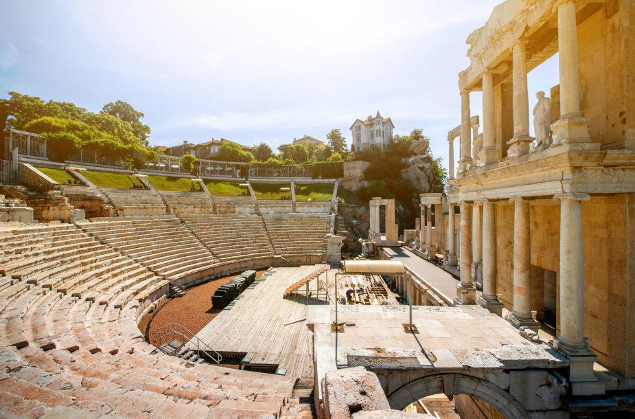 Amfiteatras Plovdive