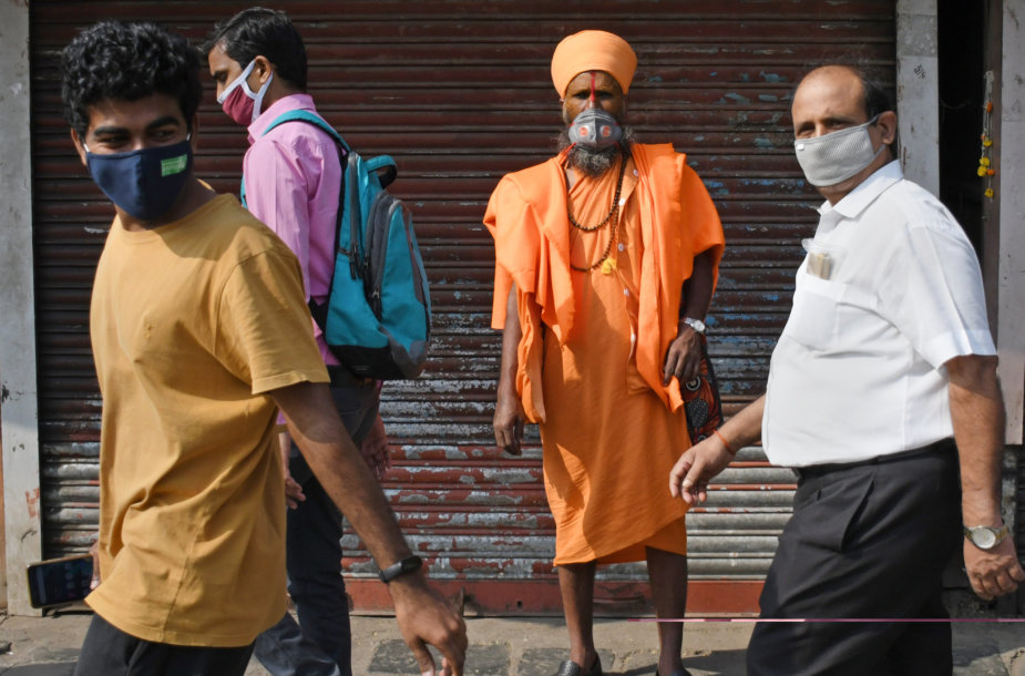 Mumbajus, Indija