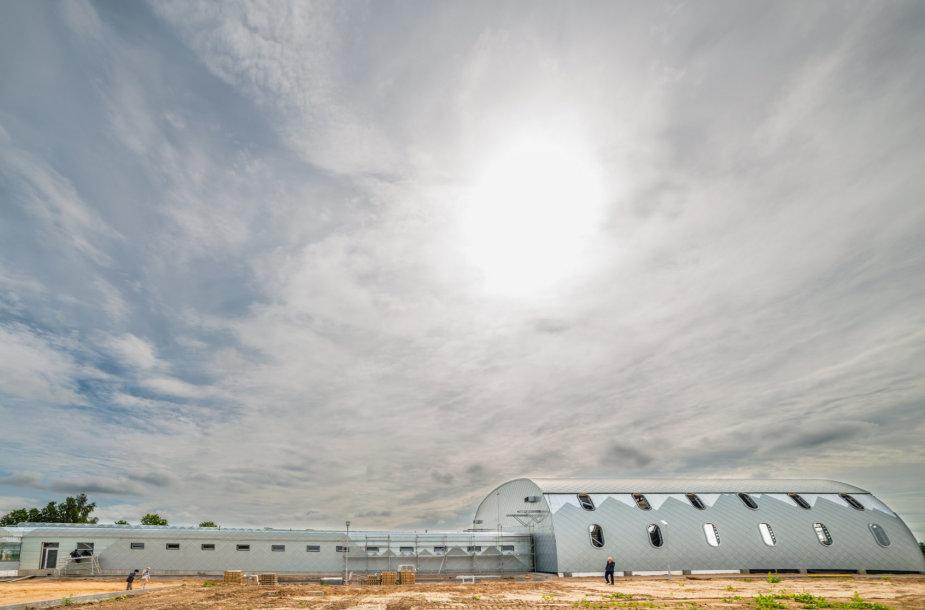 Karinis angaras Aleksoto aerodrome