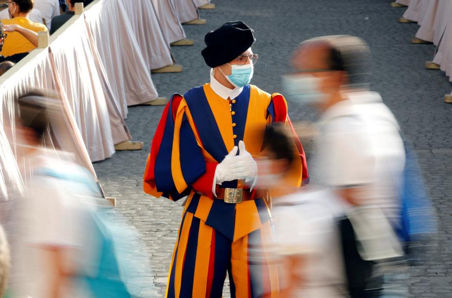 Šveicarų gvardietis Vatikane