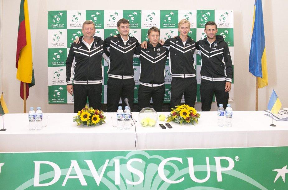 Daviso taurė: burtų traukimo ceremonija