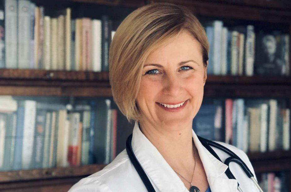 Gydytoja Raimonda Augienė