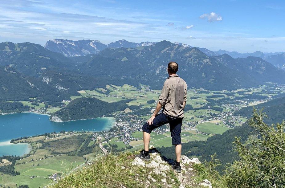 Kelionė Austrijoje