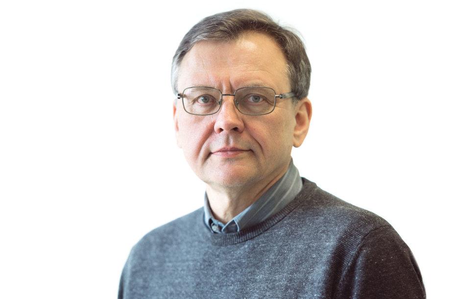 Prof. Saulius Klimašauskas
