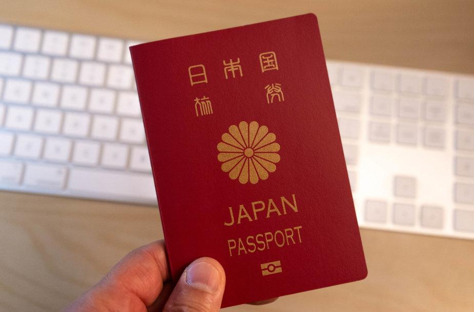 Japonijos pasas