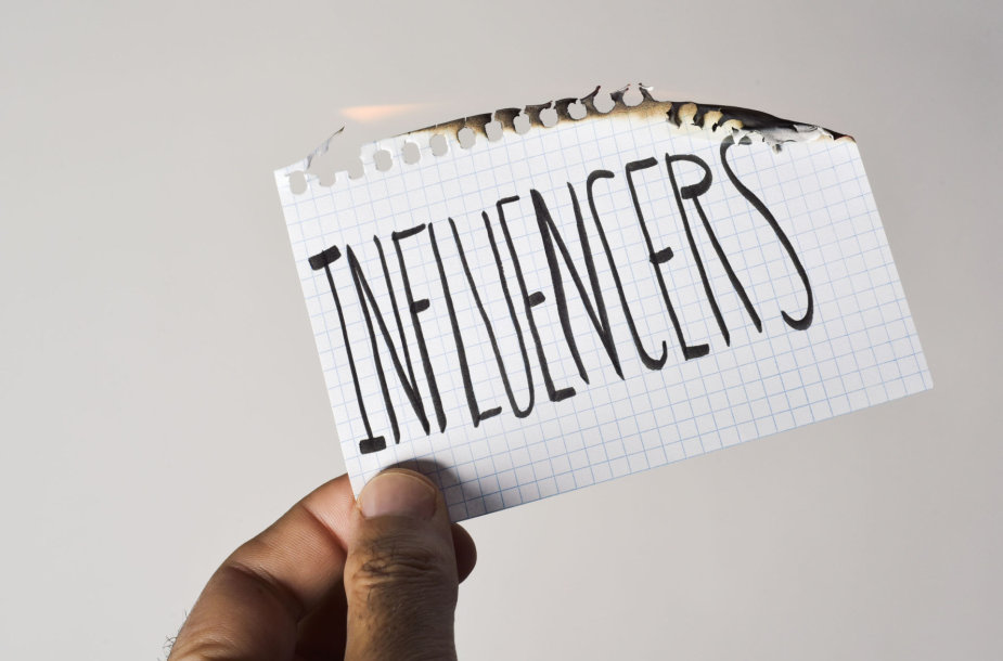 """""""Influenceriai"""""""