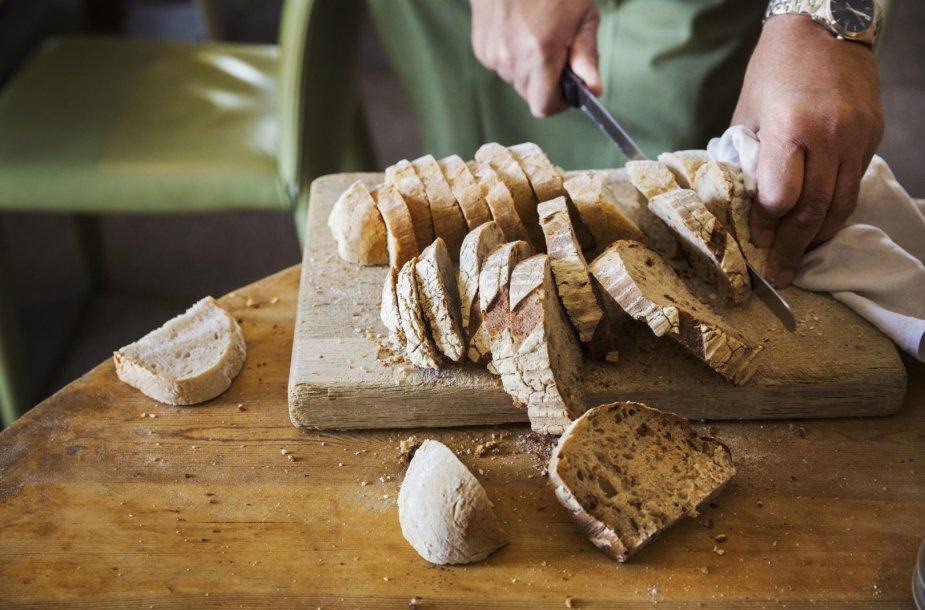 Pjaustoma duona