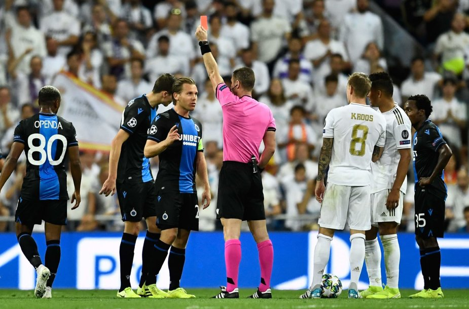 "Madrido ""Real"" – ""Brugge"""