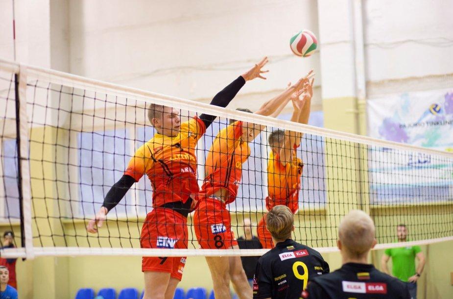 Lietuvos vyrų tinklinio čempionatas