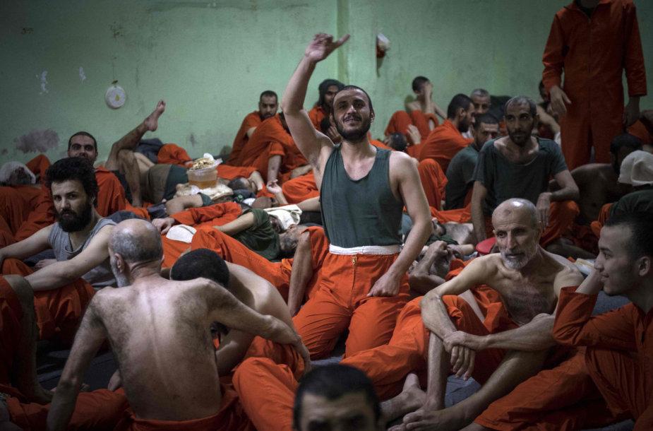 """Areštuoti """"Islamo valstybės"""" džihadistai"""