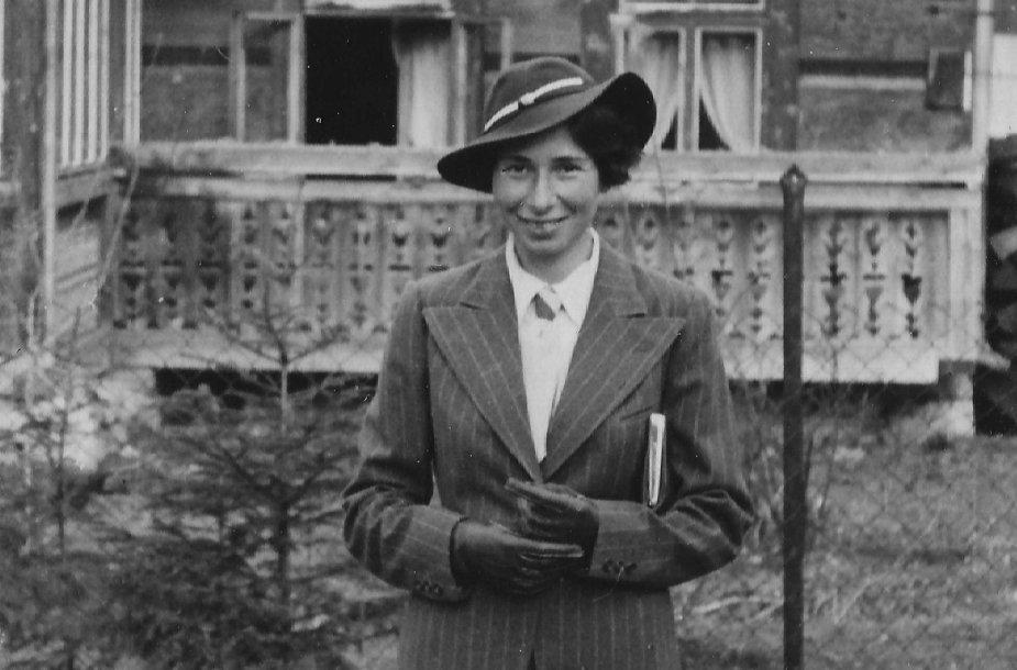 Ursula Kuczynski 1936 metais