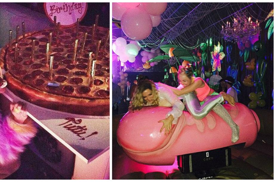 Miley Cyrus gimtadienis