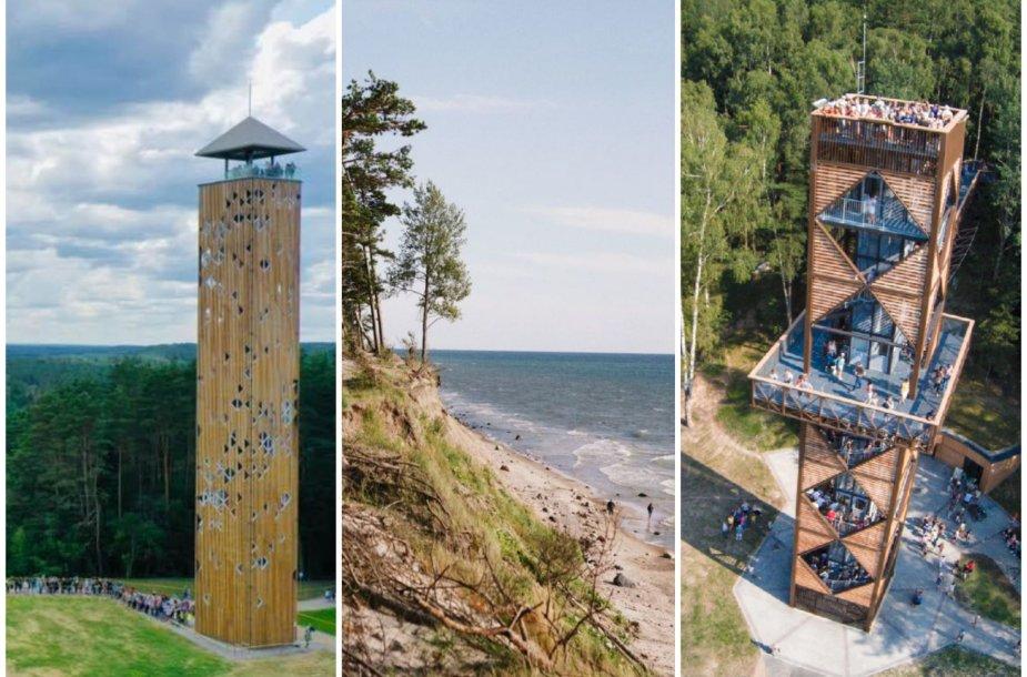 Vis daugiau lankytinų objektų Lietuvoje uždaromi dėl COVID-19 rizikos