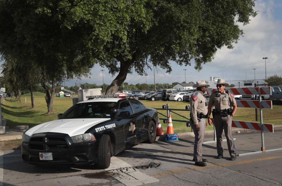 Teksaso policija