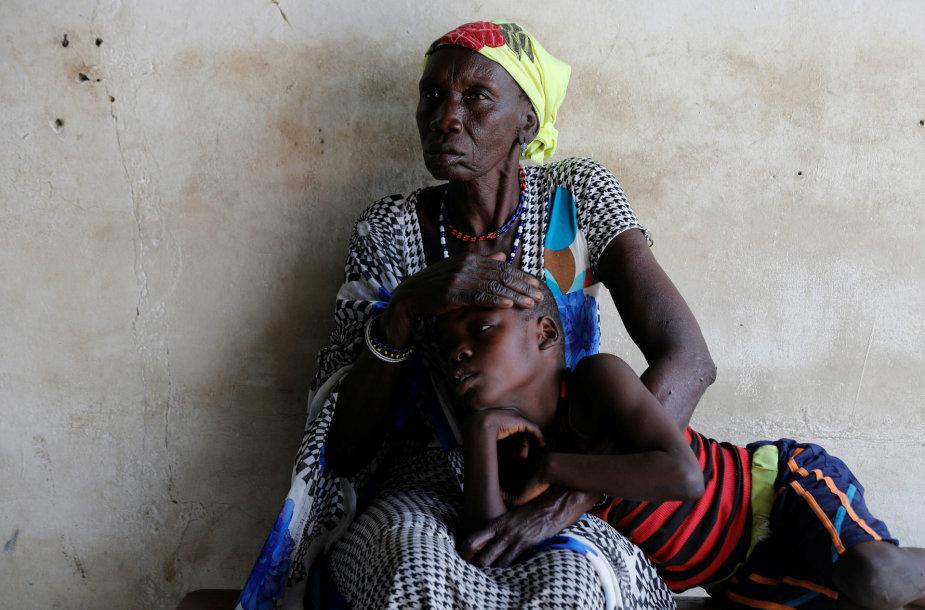 Zimbabvėje kilo maliarijos protrūkis