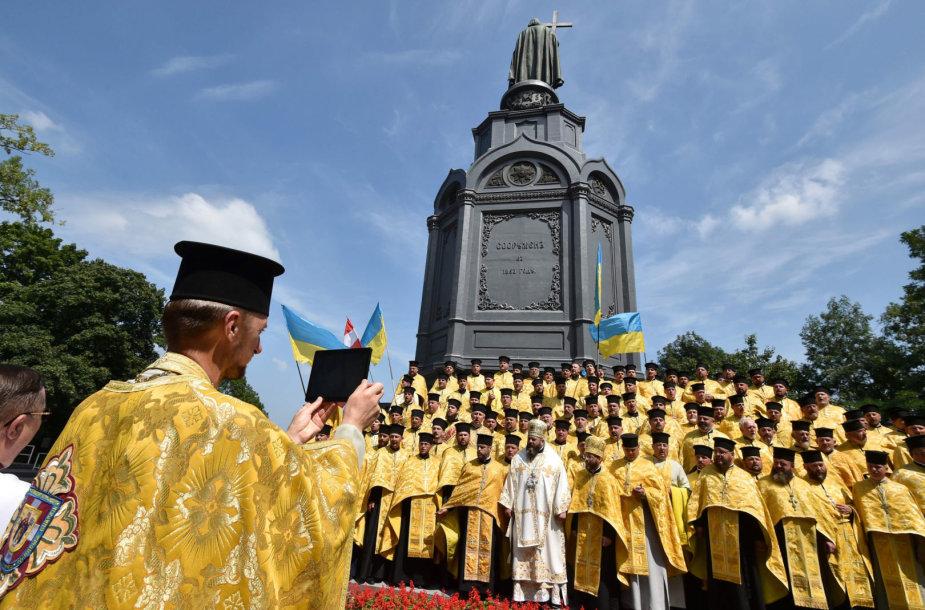 Ukrainos stačiatikiai